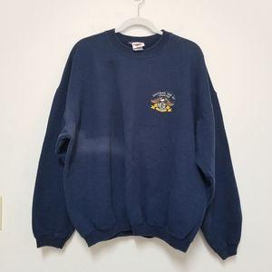 Harley-Davidson Navy Blue Sweatshirt 2XL